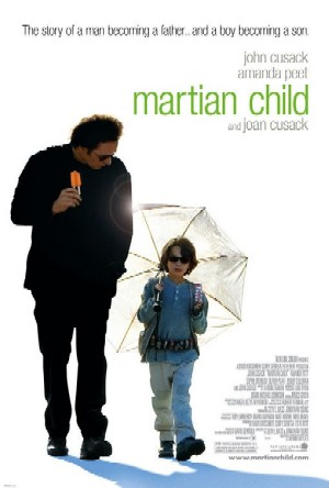 Film poster for Martian Child - Copyright 2007...