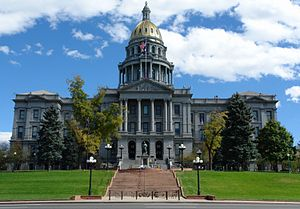 Denver Capital building