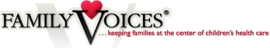 Family Voices National Site