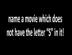 Comment below with your answer :)  Please keep it clean.
