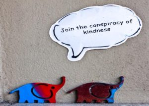 Join The Conspiracy Of Kindness