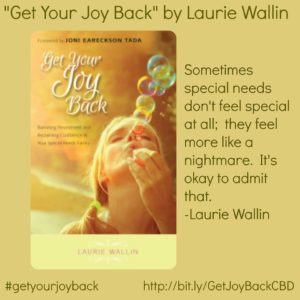 Get Your  Joy Back