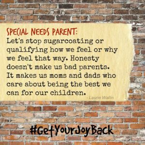 honesty doesnt make us bad parents